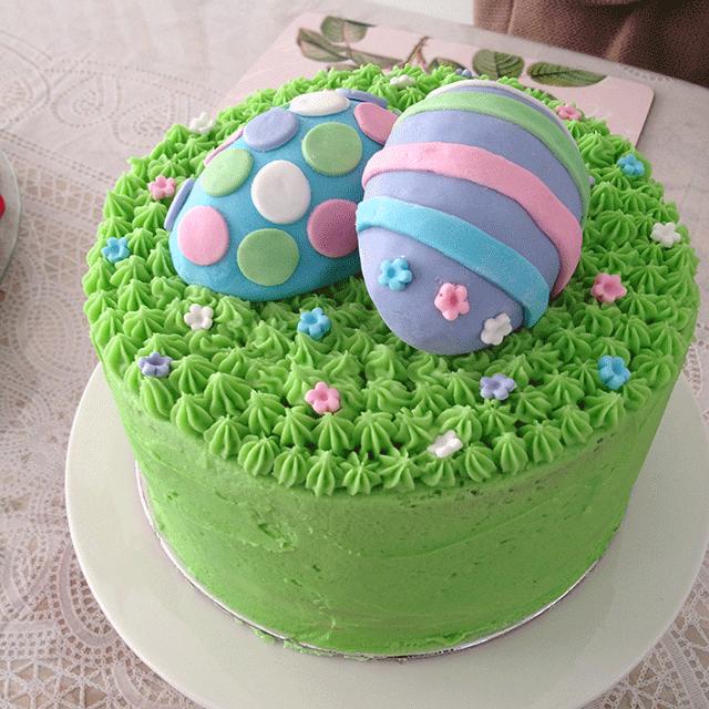 Green-Cake