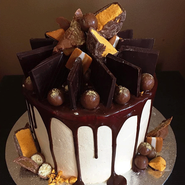 Honey-Comb-Cake